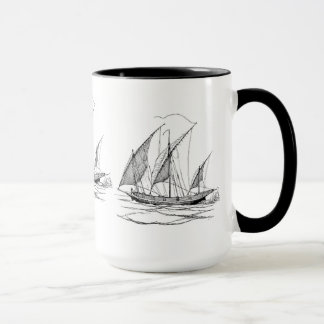 船 マグカップ