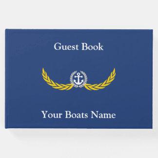 船、ヨットかモーターボートを航海します ゲストブック