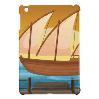 船 iPad MINI カバー