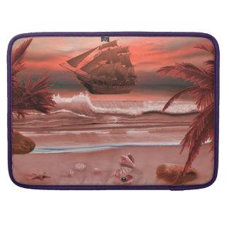 船AHOY MacBook PROスリーブ