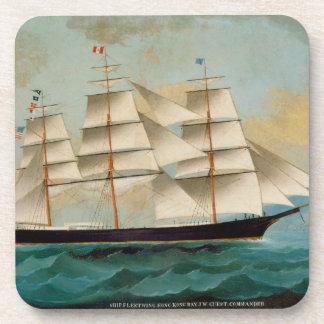 船Fleetwingの香港湾 コースター