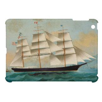 船Fleetwingの香港湾 iPad Miniケース
