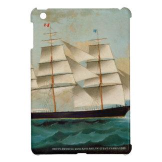 船Fleetwingの香港湾 iPad Mini カバー