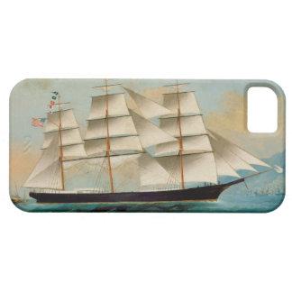 船Fleetwingの香港湾 iPhone SE/5/5s ケース