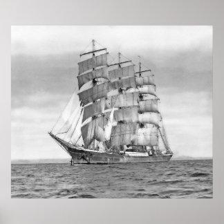 船Passat ポスター
