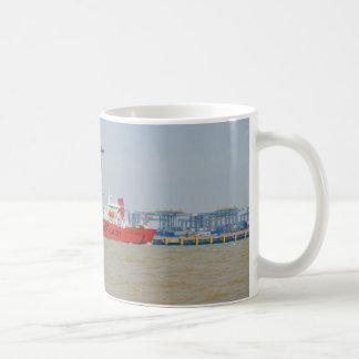 船SCの北欧人 コーヒーマグカップ
