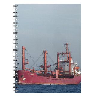 船TKベニス ノートブック