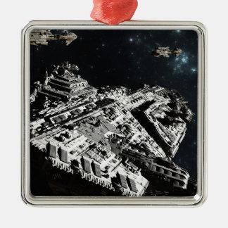 艦隊の配置II メタルオーナメント