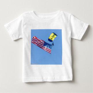 艦隊週サンフランシスコ2015年 ベビーTシャツ