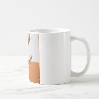 良質のナイフのデザイン コーヒーマグカップ