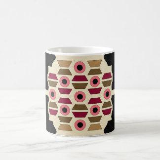 色および形 コーヒーマグカップ