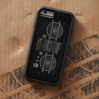 色のゲットーの発破工 TOUGH XTREME iPhone 6 ケース