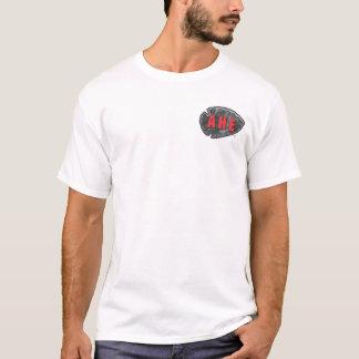 色のハンモック場面 Tシャツ
