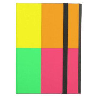 色のブロックParty_Whereそれを得ましたか。! #2 iPad Airケース