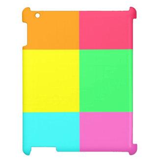 色のブロックParty_Whereそれを得ましたか。! #3 iPadカバー