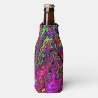 色のボトルのクーラーの溶岩 ボトルクーラー