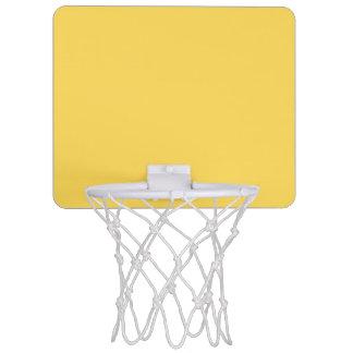 色のマスタード ミニバスケットボールゴール