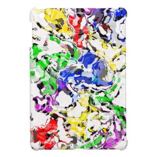 色の大災害 iPad MINIカバー