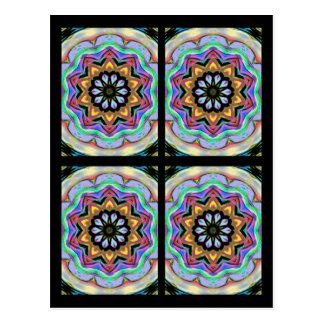 色の当惑 ポストカード