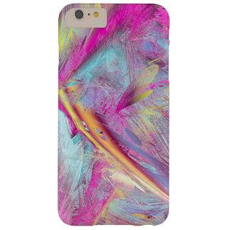 色の抽象芸術 BARELY THERE iPhone 6 PLUS ケース