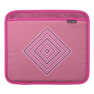 色の正方形のカスタムなラップトップ/iPadの袖 iPadスリーブ