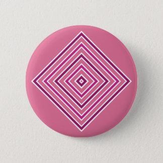 色の正方形ボタン 缶バッジ