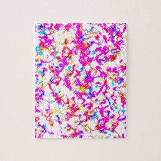 色の爆発 ジグソーパズル