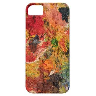 色の爆発-赤 iPhone SE/5/5s ケース