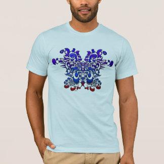 色の獣 Tシャツ