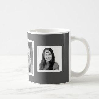 色の背景3のInstagramの写真 コーヒーマグカップ