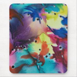 色の自然 マウスパッド