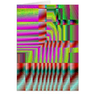色の錯覚 カード