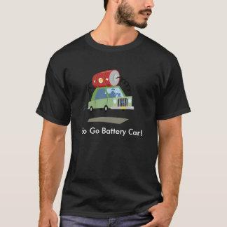 色の電気自動車のためのYay Tシャツ