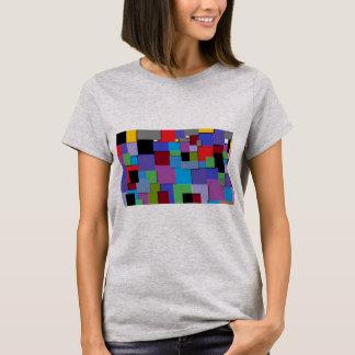 色の飛石 Tシャツ
