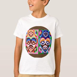 色の魔術。 表現の自由 Tシャツ