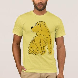 色のShar-Pei Tシャツ
