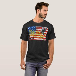 色のTシャツMOTOテリアの旗2018年 Tシャツ