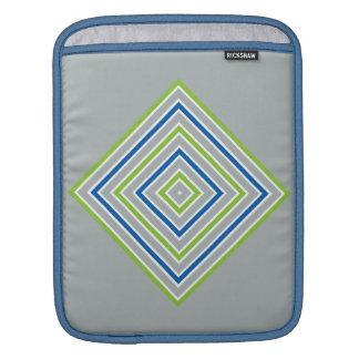 色はカスタムなラップトップ/iPadの袖を平方します iPadスリーブ