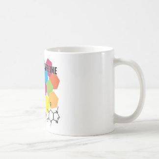 色は新しいカフェインです コーヒーマグカップ