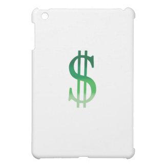 色をドル記号 iPad MINIケース