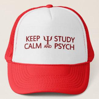 色を選ぶために勉強のPsychの穏やかな及び帽子-保って下さい キャップ
