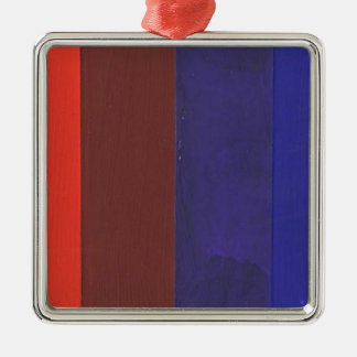 色スペクトル メタルオーナメント