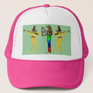 色彩の鮮やかなデジタル; 早いエジプトの帽子 キャップ