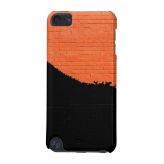 色彩の鮮やかなレンガ壁 iPod TOUCH 5G ケース