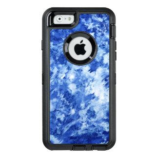 色彩の鮮やかな大理石 オッターボックスディフェンダーiPhoneケース