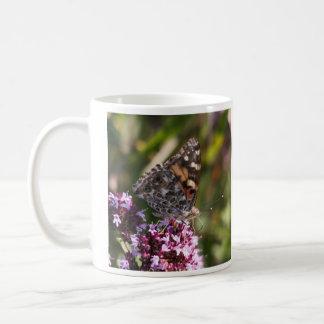 色彩の鮮やかな女性 コーヒーマグカップ