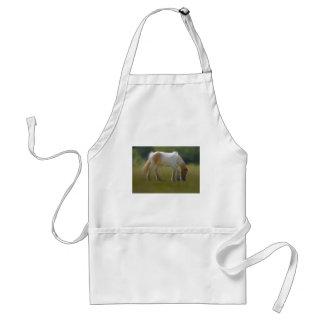 色彩の鮮やかな子馬 スタンダードエプロン