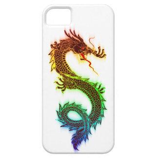 色彩東のドラゴン iPhone SE/5/5s ケース