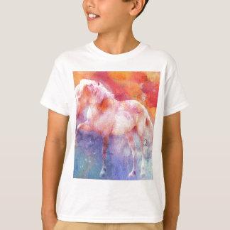 色3の白子 Tシャツ