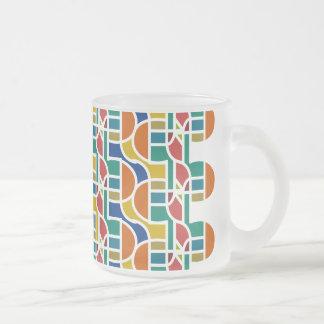 色/マグのCtrl フロストグラスマグカップ